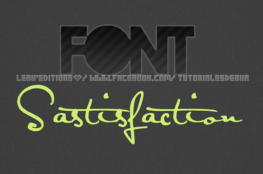 40 Fresh High-Quality Free Fonts For Your Designs 13