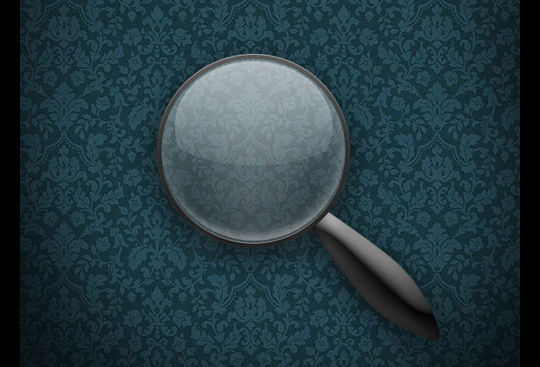 11 Free Magnifying Glass Search Icons (PSD) Set 7