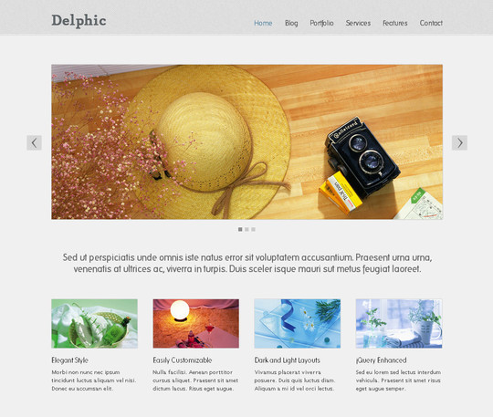 A Beautiful Collection Of Free HTML5 And CSS3 Templates 29