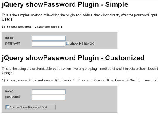 10 (More) jQuery Plugins That Enhance Your Forms 11