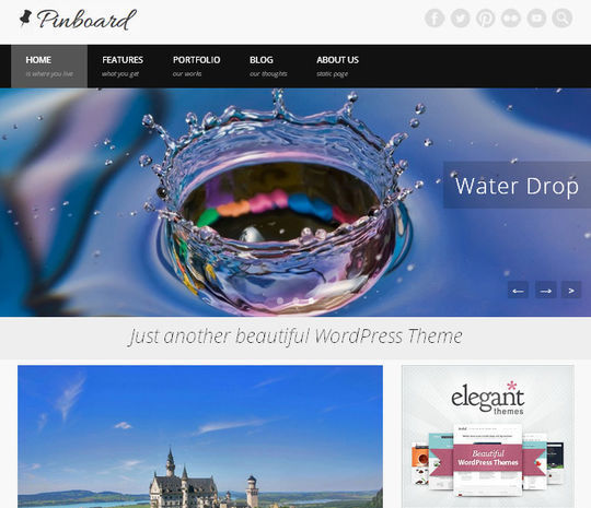 40 Magazine Style Wordpress Themes For Free Download 4