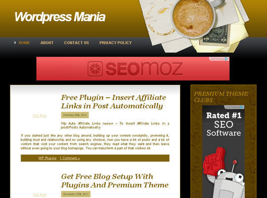40 Magazine Style Wordpress Themes For Free Download 23