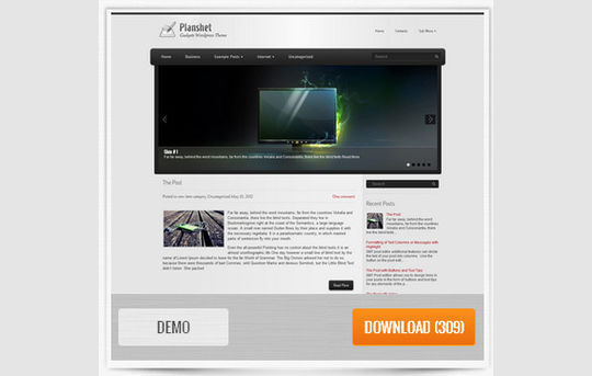 40 Magazine Style Wordpress Themes For Free Download 24