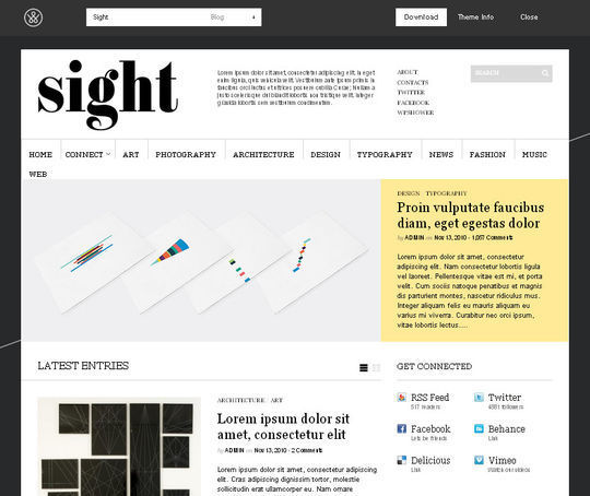 40 Magazine Style Wordpress Themes For Free Download 6