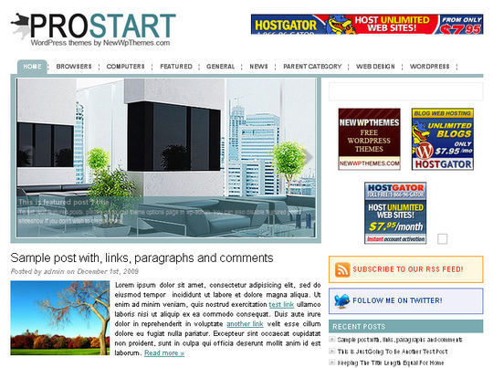 40 Magazine Style Wordpress Themes For Free Download 31