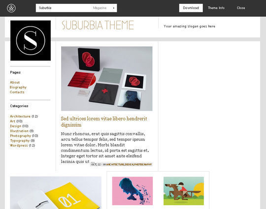 40 Magazine Style Wordpress Themes For Free Download 34