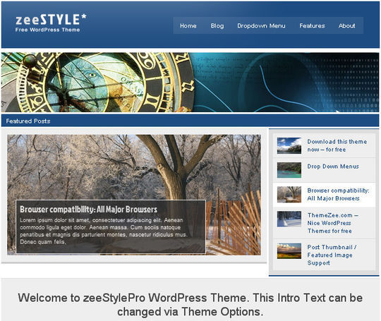40 Magazine Style Wordpress Themes For Free Download 12