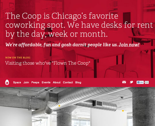 40 Creative Websites Using Minimal Colors Effectively 16