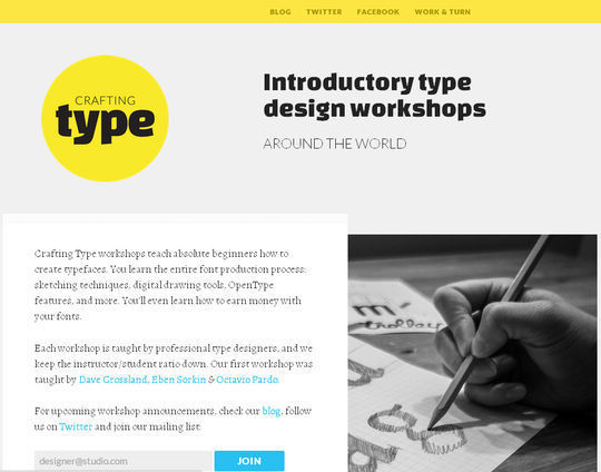 40 Creative Websites Using Minimal Colors Effectively 18