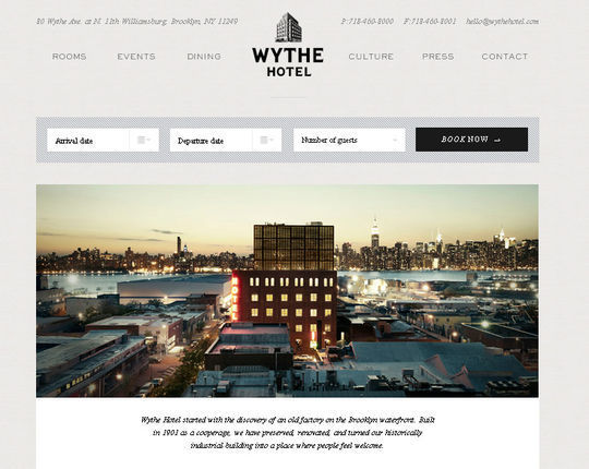40 Creative Websites Using Minimal Colors Effectively 22