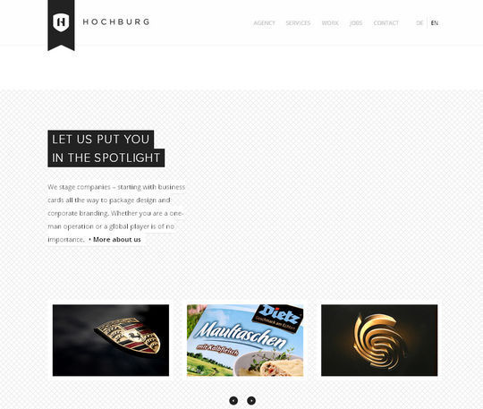 40 Creative Websites Using Minimal Colors Effectively 23
