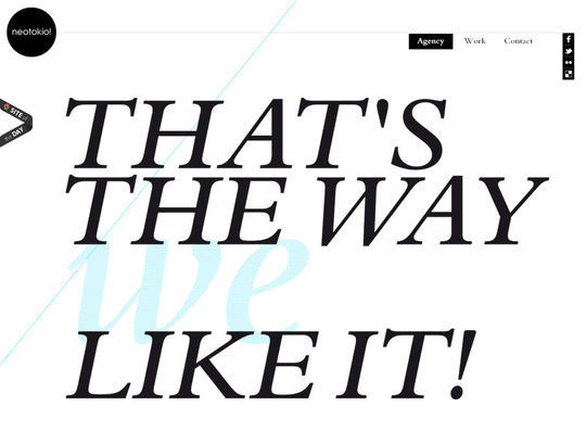 40 Creative Websites Using Minimal Colors Effectively 26
