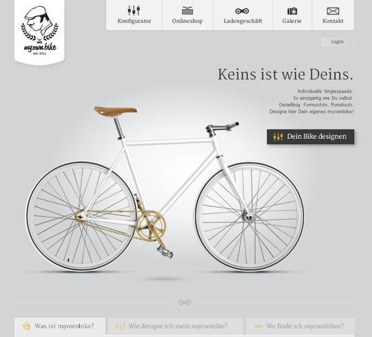 40 Creative Websites Using Minimal Colors Effectively 9