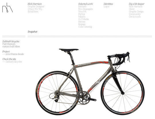 40 Creative Websites Using Minimal Colors Effectively 38