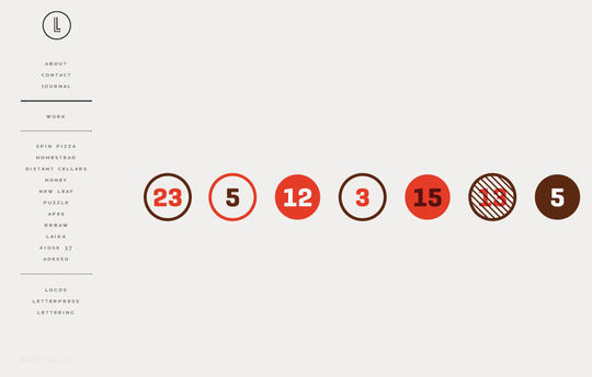40 Creative Websites Using Minimal Colors Effectively 10