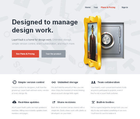 40 Creative Websites Using Minimal Colors Effectively 11