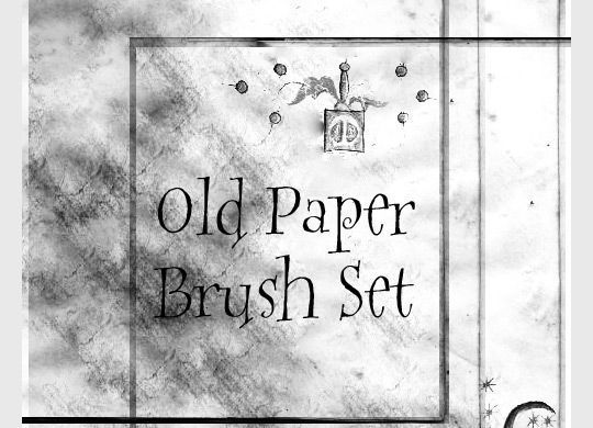 23 High Quality Old Free Paper Photoshop Textures 15