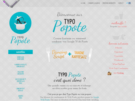 Showcase Of Beautiful Patterns And Textures In Web Design 6