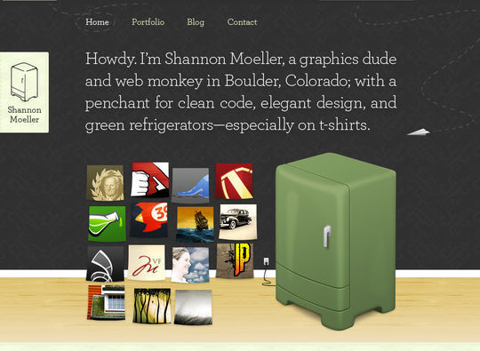 Showcase Of Beautiful Patterns And Textures In Web Design 28