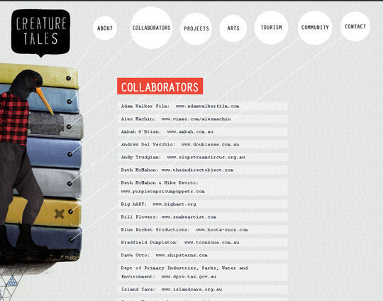 Showcase Of Beautiful Patterns And Textures In Web Design 33