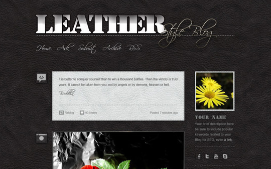 40 Fresh And Free PSD Files For Designers 49