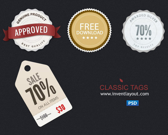 40 Fresh And Free PSD Files For Designers 5