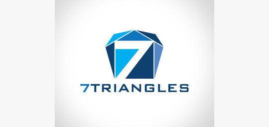 15 Beautifully Designed Triangular Logos For Inspiration 9