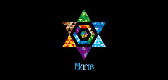 15 Beautifully Designed Triangular Logos For Inspiration 8