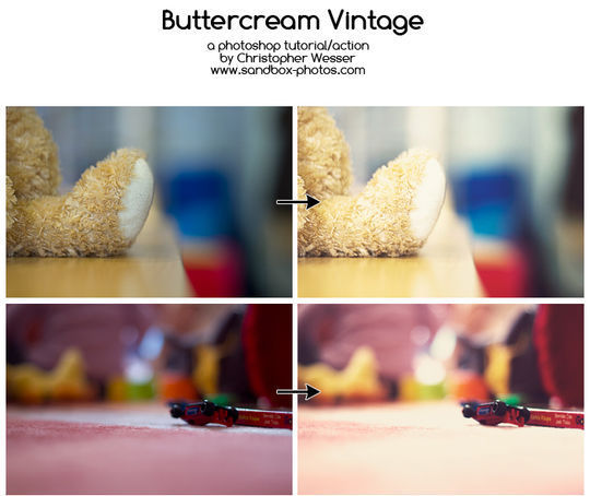 40 Time Saving Free Photoshop Actions For Vintage Effect 7