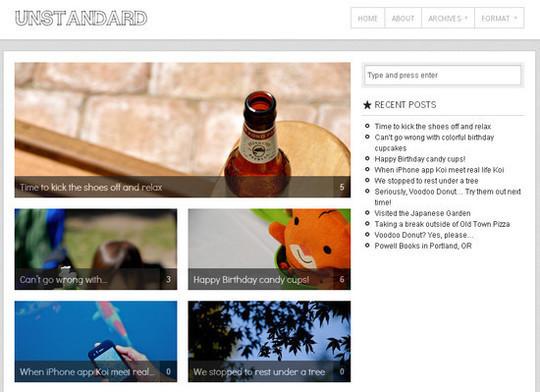 Showcase Of Powerful Free WordPress Business Themes 23