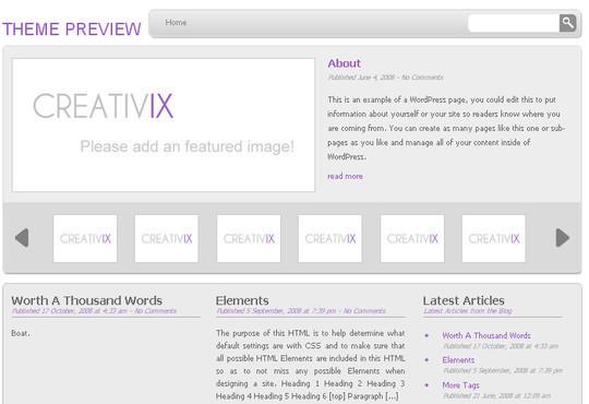 Showcase Of Powerful Free WordPress Business Themes 10