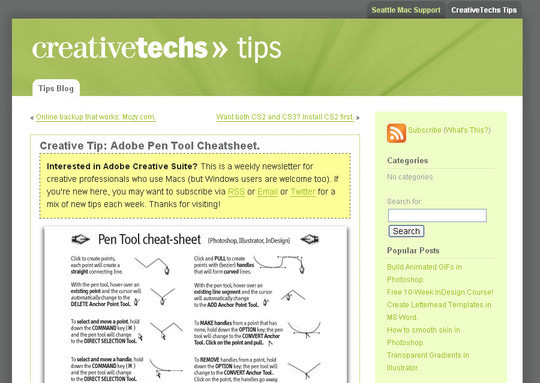 40 Must Have Cheat Sheets For Graphic Designers And Developers 34