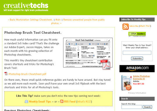 40 Must Have Cheat Sheets For Graphic Designers And Developers 35