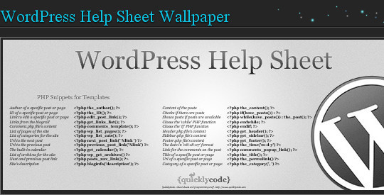 40 Must Have Cheat Sheets For Graphic Designers And Developers 38