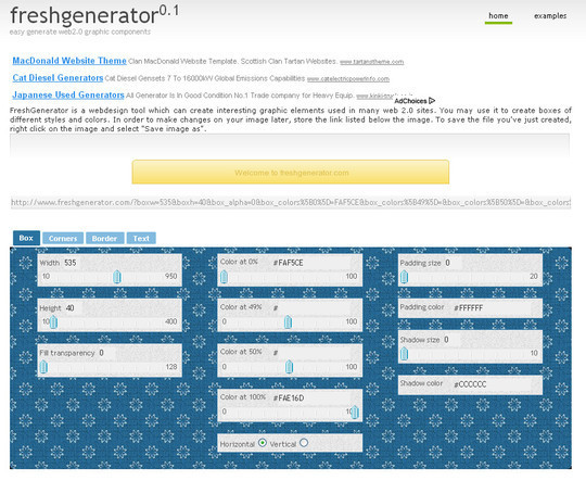 40 Free And Useful Online Generators For Web Designers 15