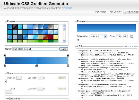 40 Free And Useful Online Generators For Web Designers 18