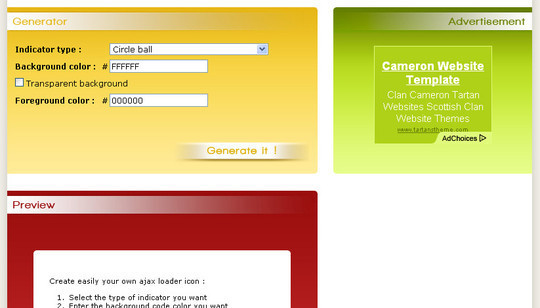 40 Free And Useful Online Generators For Web Designers 24