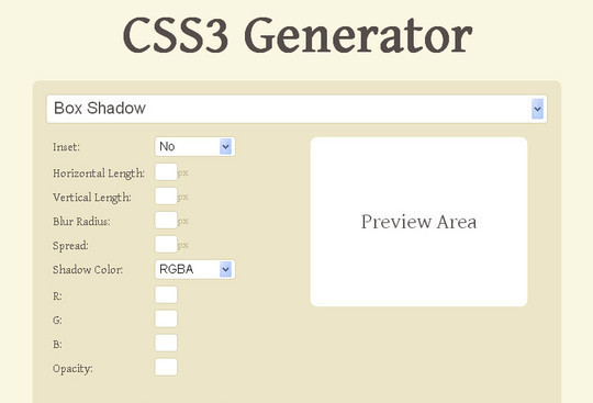 40 Free And Useful Online Generators For Web Designers 34
