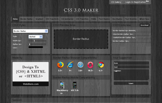 40 Free And Useful Online Generators For Web Designers 35