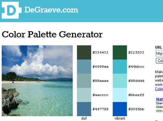 40 Free And Useful Online Generators For Web Designers 38