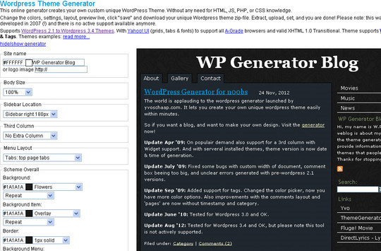 40 Free And Useful Online Generators For Web Designers 116