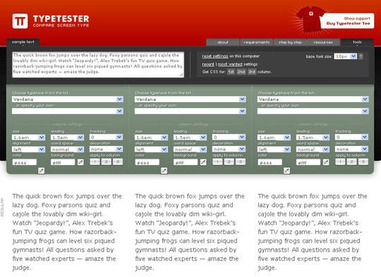40 Free And Useful Online Generators For Web Designers 10