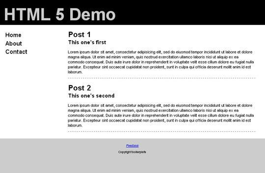 17 HTML5 Cheat Sheets And Tutorials 11