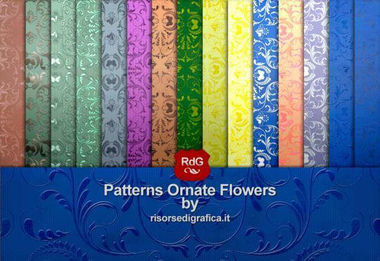 17 Tremendous Ornate Patterns And Textures 7