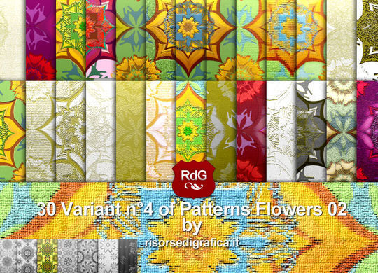 17 Tremendous Ornate Patterns And Textures 8