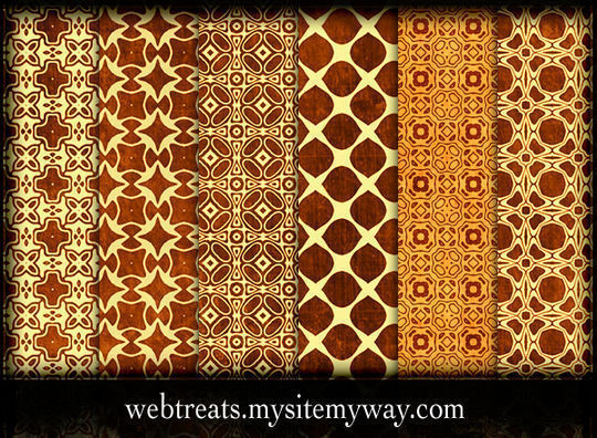 17 Tremendous Ornate Patterns And Textures 1