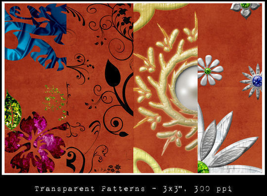 17 Tremendous Ornate Patterns And Textures 2