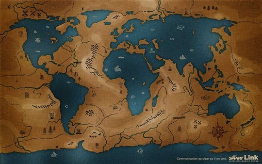 Showcase Of Creative Remakes Of The World Map 17