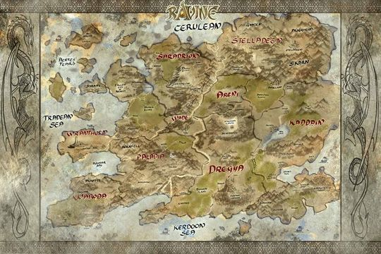 Showcase Of Creative Remakes Of The World Map 36