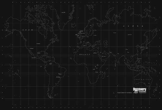 Showcase Of Creative Remakes Of The World Map 39